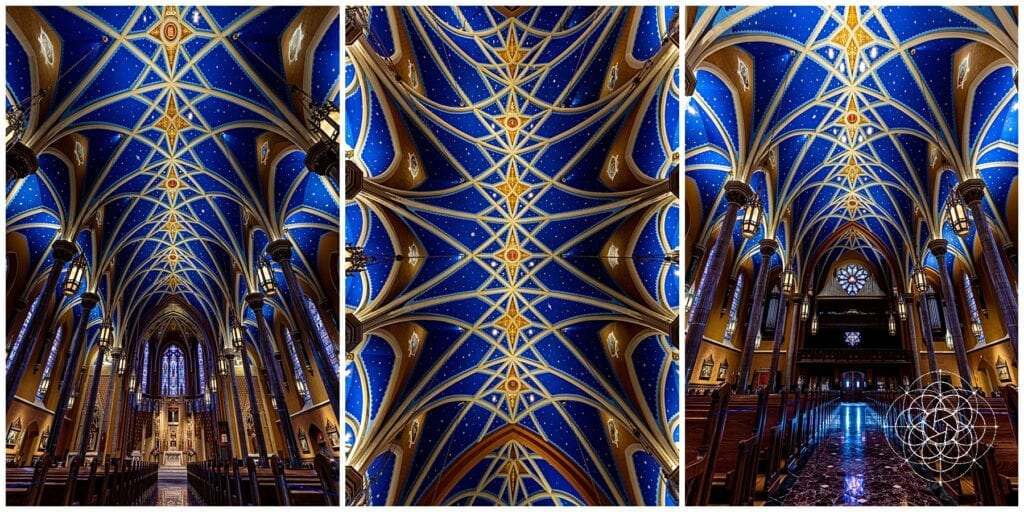 The Cathedral of Saint Mary of the Immaculate Conception | Peoria Illinois | HYPER LENS CO.