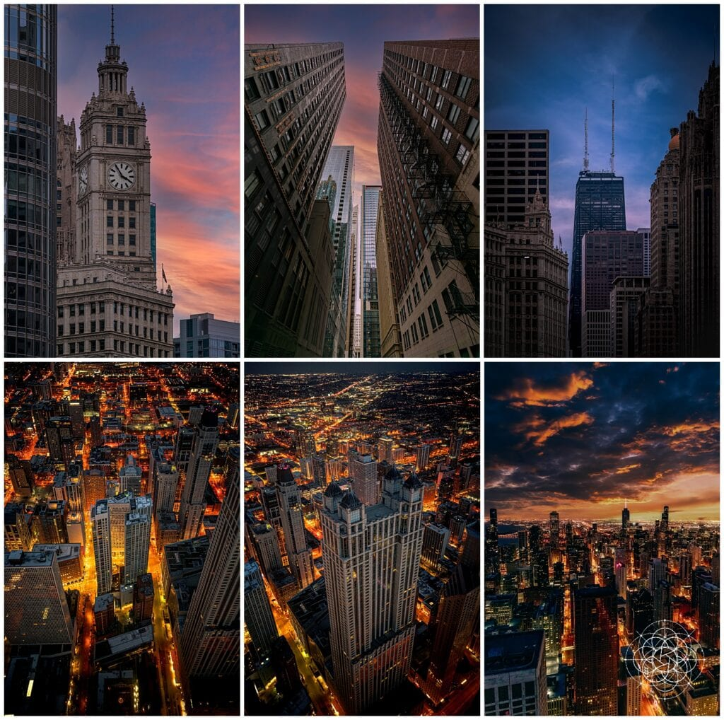 the HYPER LENS print gallery montage and initial offering | HYPER LENS CO.